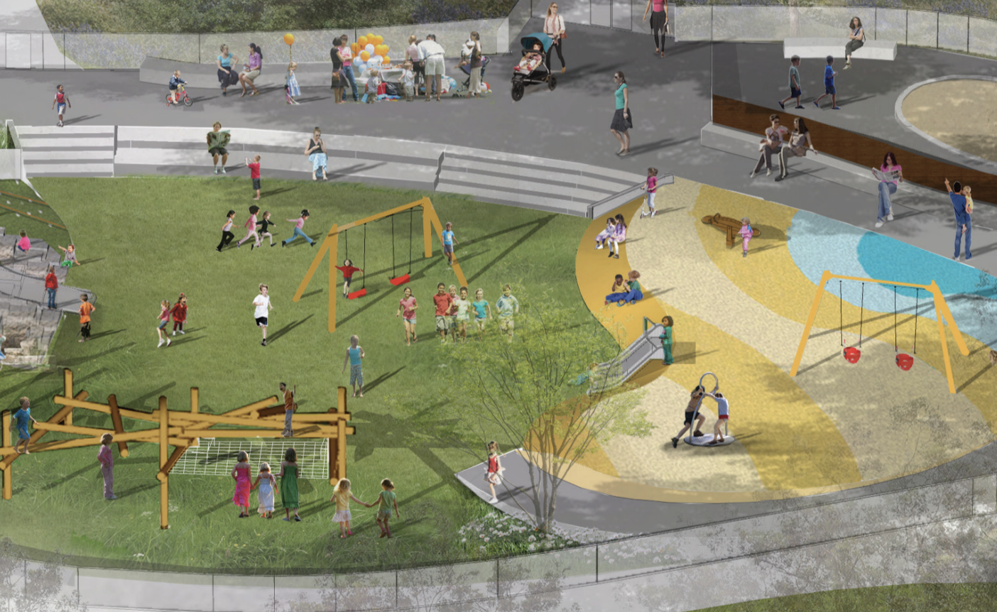 Stern Grove Playground